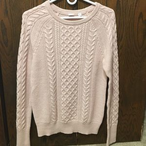 NWT Gap cabled sweater